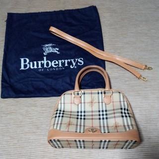 バーバリー(BURBERRY)のBURBERRY ハンドバッグ(ハンドバッグ)