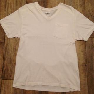 ロンハーマン(Ron Herman)のRon Herman☆無地ポケットTシャツ(Tシャツ/カットソー(半袖/袖なし))