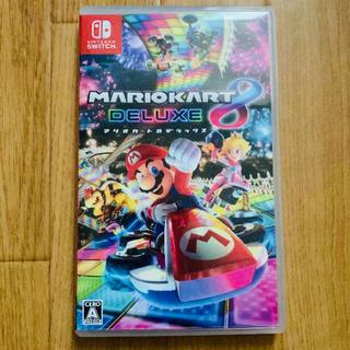 ニンテンドースイッチ(Nintendo Switch)のマリオカート デラックス8(家庭用ゲームソフト)