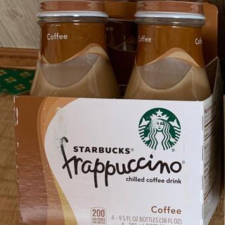 スターバックスコーヒー(Starbucks Coffee)のミュウミュウ様専用 スターバックスフラペチーノ コーヒー味4本入 3パック(コーヒー)