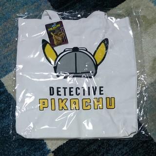 ポケモン - 名探偵ピカチュウのトートバッグ