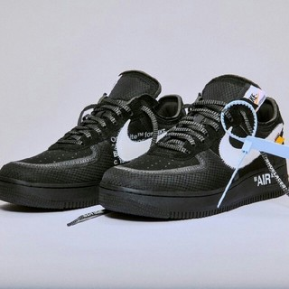 NIKE - THE TEN NIKE AIR FORCE 1 LOW off-white