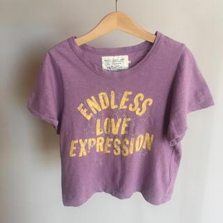 ゴートゥーハリウッド(GO TO HOLLYWOOD)のGO TO  HOLLYWOOD 星刺繍Tシャツ(Tシャツ/カットソー)
