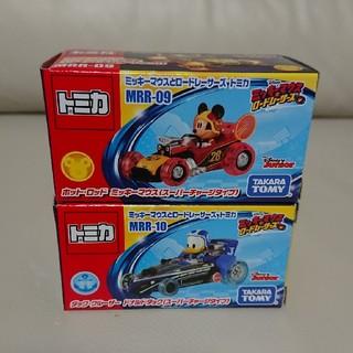 Takara Tomy - トミカ ミッキーマウスとロードレーサーズ 2台セット