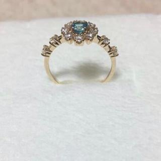 サマンサティアラ(Samantha Tiara)のサマンサティアラ リング Aque jewel(リング(指輪))
