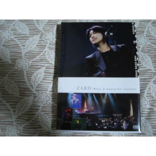 ZARD What a beautiful moment  DVD(ミュージック)