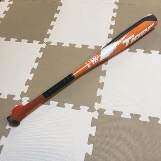 軟式少年野球 バット 74 美津和タイガー
