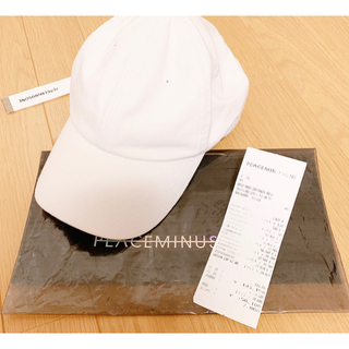 PEACEMINUSONE - peaceminusone PMO Cotton Cap White