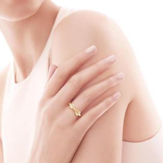 ティファニー(Tiffany & Co.)のティファニー インフィニティリング K18(リング(指輪))