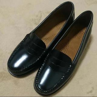 ジーエイチバス(G.H.BASS)の【新品】G.H.Bass ローファー JOURNAL STANDARD US6(ローファー/革靴)