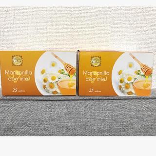 カモミールティー 蜂蜜入り ティーパック マンサニージャ(茶)