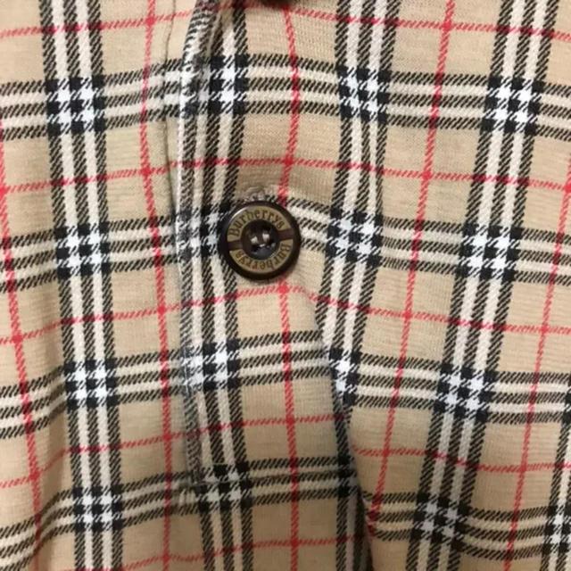 BURBERRY(バーバリー)の401 バーバリー ノバチェック   シャツ ラガーシャツ メンズのトップス(シャツ)の商品写真
