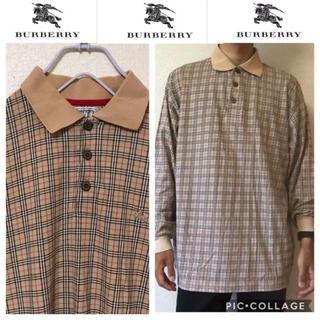 バーバリー(BURBERRY)の401 バーバリー ノバチェック   シャツ ラガーシャツ(シャツ)