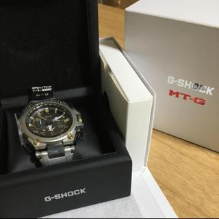 ジーショック(G-SHOCK)の限定品 MT-G G-SHOCK (腕時計(デジタル))