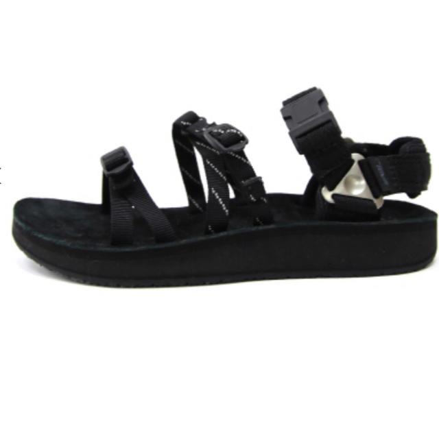 Teva(テバ)のemmi TEVA limited 限定品 黒 23cm レディースの靴/シューズ(サンダル)の商品写真