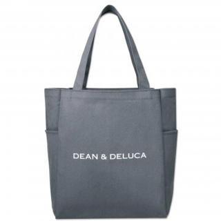 ディーンアンドデルーカ(DEAN & DELUCA)の新品オトナミューズ2月号付録 DEAN & DELUCA 特大デリバッグ グレー(トートバッグ)