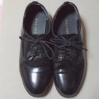 エヘカソポ(ehka sopo)のエヘカソポ シューズ(ローファー/革靴)