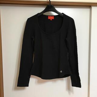 ヴィヴィアンウエストウッド(Vivienne Westwood)のイタリア製 長袖カットソー ヴィヴィアン ウエストウッド(スーツ)