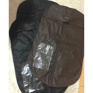 アオキ(AOKI)のaoki  スーツカバー 黒 茶色(その他)