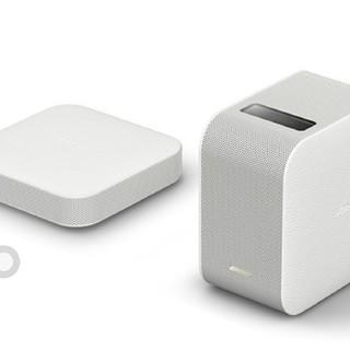 ソニー(SONY)のLSPX-P1 SONYポータブル超短焦点プロジェクター(プロジェクター)