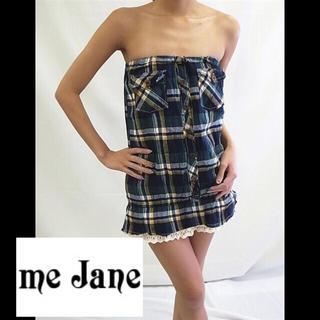 ミージェーン(me Jane)のme janeチェック柄チュニック900円(チュニック)