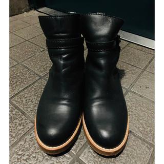 アクネ(ACNE)のアクネ ショートブーツ(ブーツ)