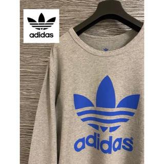 adidas アディダス ロングTシャツ