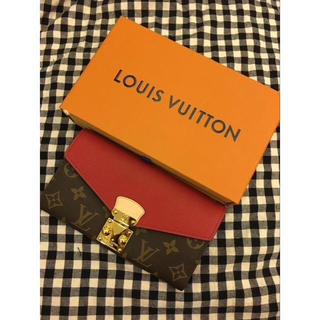 ルイヴィトン(LOUIS VUITTON)のLOUIS VUITTON 長財布 ポルトフォイユ・パラス モノグラム(財布)