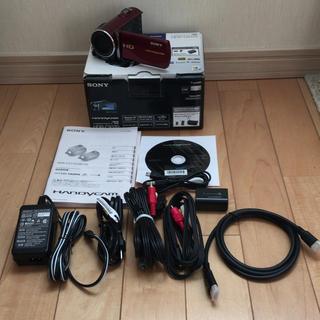 SONY - 【値下】ソニー ビデオカメラ HDC-CX170