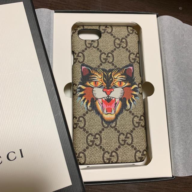 ヴィトン iphone7 ケース 人気 / Gucci - GUCCI iPhoneケースの通販