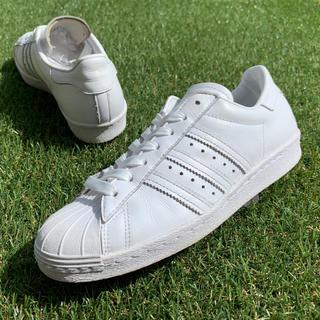 アディダス(adidas)の美品24 adidas SS80S アディダス スーパースター80s B318(スニーカー)