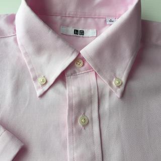 ユニクロ(UNIQLO)の未使用同様   UNIQLO メンズ  半袖シャツ (シャツ)
