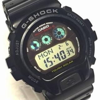 ジーショック(G-SHOCK)の世界6局電波ソーラー GW-6900-1JF G-SHOCK(腕時計(デジタル))