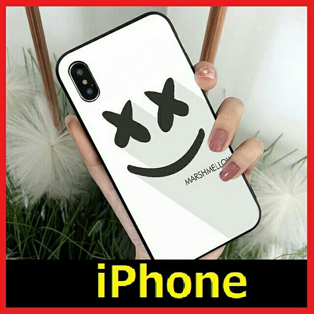 iPhoneケース マシュメロ♪の通販 by F's shop|ラクマ