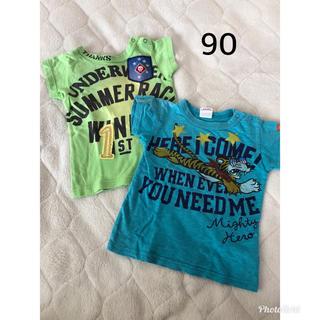 ジャンクストアー(JUNK STORE)のJUNK STORE  90cm  Tシャツ(Tシャツ/カットソー)