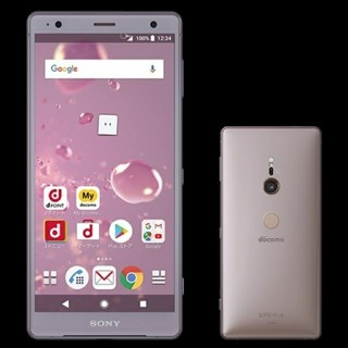 SONY - ★ PREMIUM 4G XPERIA XZ2 64GB Pink SO-03K