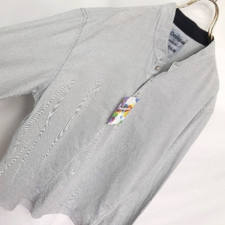 デシグアル(DESIGUAL)の新品★Desigual ノーカラー アノラック デザインシャツ(シャツ)