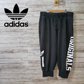 アディダス(adidas)のAdidas Originals Logo Sweat 3/4 Pants(その他)