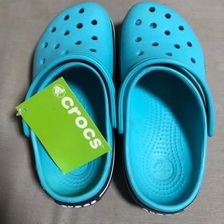 クロックス(crocs)の新品未使用 クロックス  サンダル(サンダル)