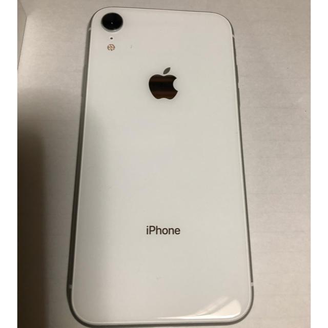 iPhone(アイフォーン)のiPhone XR スマホ/家電/カメラのスマートフォン/携帯電話(スマートフォン本体)の商品写真