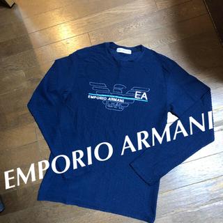 エンポリオアルマーニ(Emporio Armani)のエンポリオアルマーニ トップス(Tシャツ/カットソー(七分/長袖))