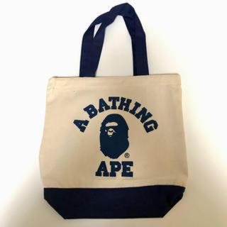 アベイシングエイプ(A BATHING APE)のA BATHING APE(アベイシングエイプ)/キャンバストート(トートバッグ)