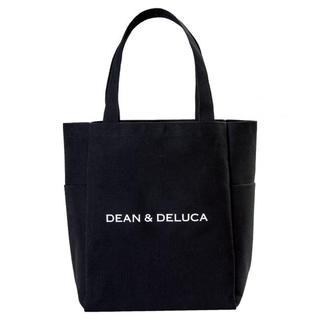 ディーンアンドデルーカ(DEAN & DELUCA)のオトナミューズ 2月号付録「DEAN & DELUCA 特大デリバッグ」ブラック(トートバッグ)