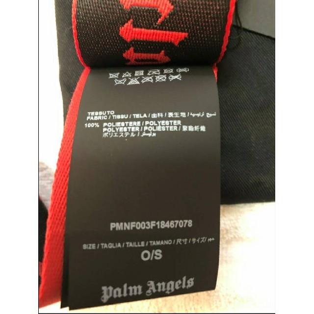 PALM(パーム)のPALM ANGELSパームエンジェルス ロゴ ネックストラップ  スマホ/家電/カメラのスマホアクセサリー(ネックストラップ)の商品写真
