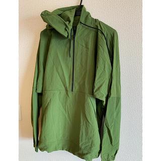 チャムス(CHUMS)のchums ジャンパー 緑色 Sサイズ 新品です(ナイロンジャケット)