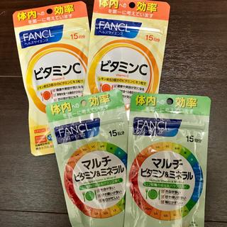 FANCL - ファンケル FANCL マルチビタミン&ミネラル ビタミンC