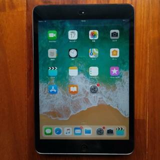 iPad - ipadmini2 32GB wifi+Cellular