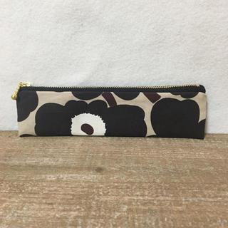 マリメッコ(marimekko)のマリメッコ コンパクトペンケース Handmade(その他)