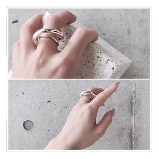 アメリヴィンテージ(Ameri VINTAGE)のAmeri【新品】心斎橋限定 ぐるぐるリング(リング(指輪))