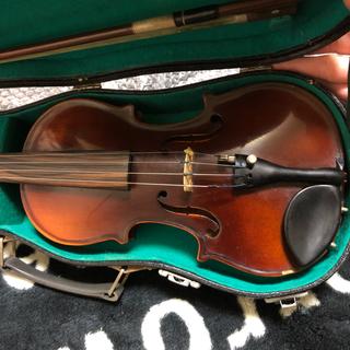 スズキ(スズキ)のSUZUKI バイオリン 1/8  No.103 プーママ様専用(ヴァイオリン)